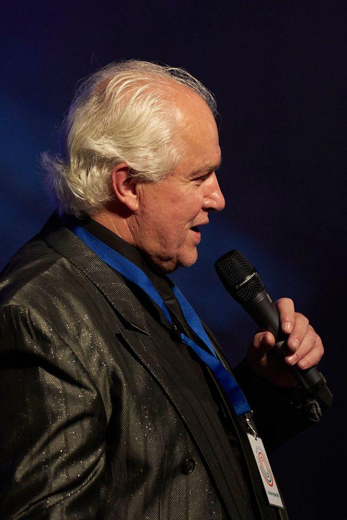 Ian Darrington Director of The Music Continuum